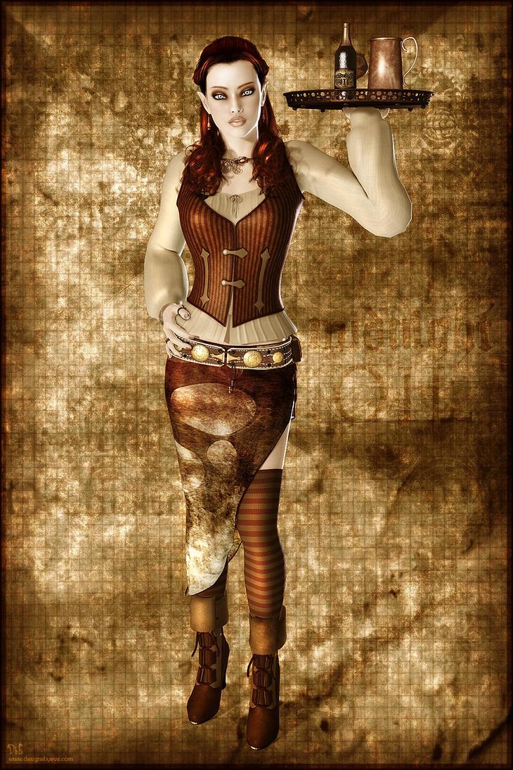 Scarlet Flynn by DesignsByEve