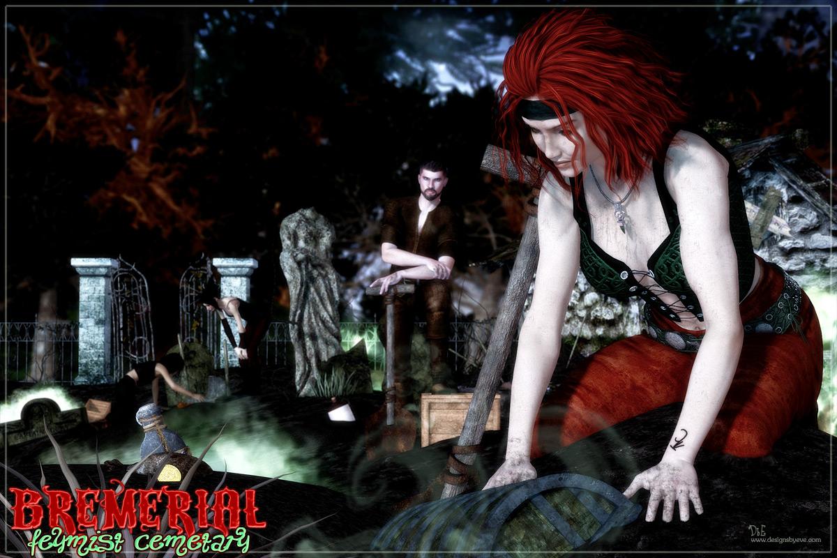 Bremerial-Feymist by DesignsByEve