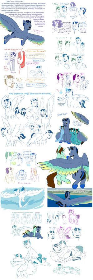Linkin Pony: Alicorn AU
