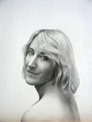 Portrait simple by RonanCharles