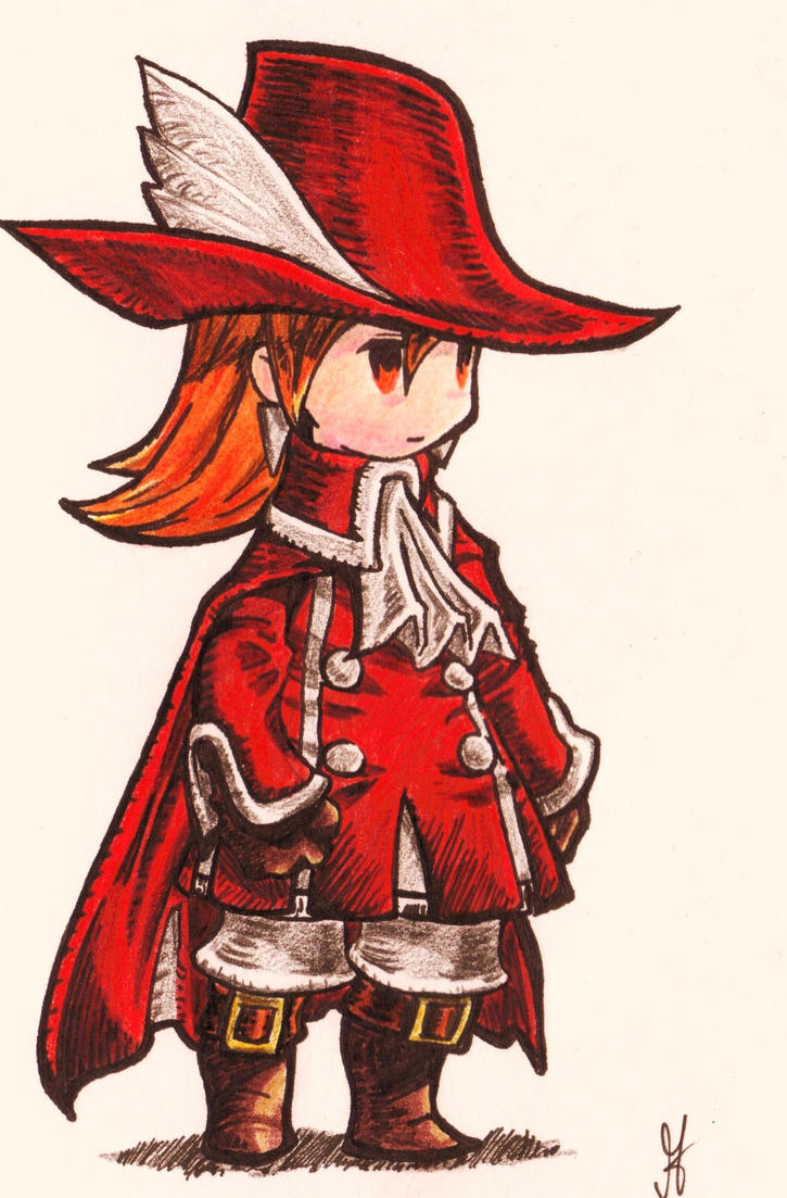 Red Mage- Final Fantas...