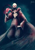 The Vampire by jkz123pl