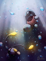 Squirtle encounter by jkz123pl