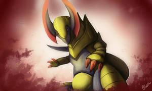 Pokemon Haxorus