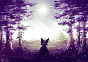 Thinking alone by jkz123pl
