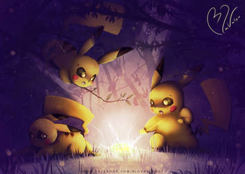 Pikachustone by jkz123pl
