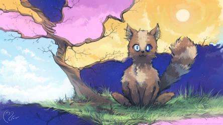 Eternity Cat - Anastazy by jkz123pl