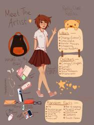 MeetTheArtist by 3M-A