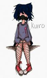 Kuro and Yuri (Kuro)  by 3M-A