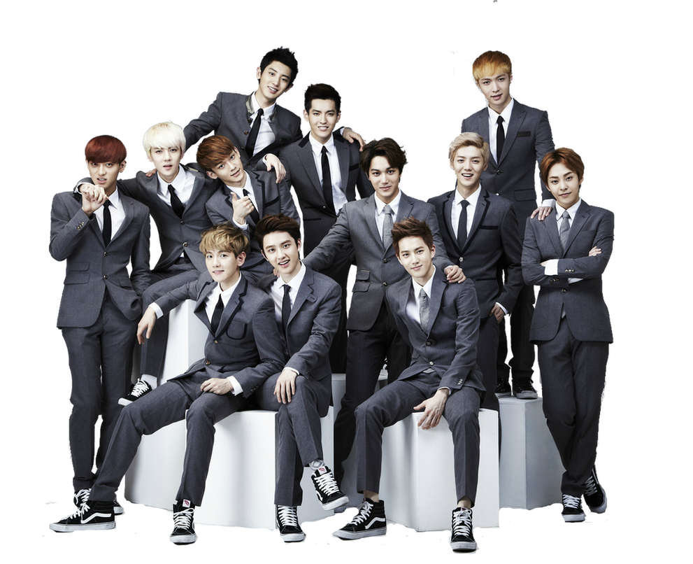 Exo's -Xoxo- 2013 Png by K-popx3 on DeviantArt