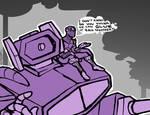villany in purple