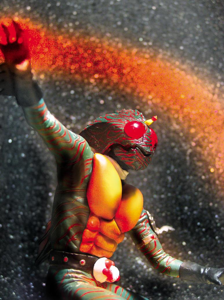 Kamen Rider Amazon by phaerois