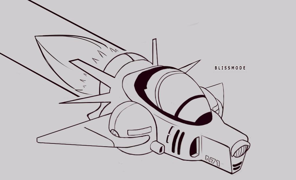 Ship Design by BLISSMODE