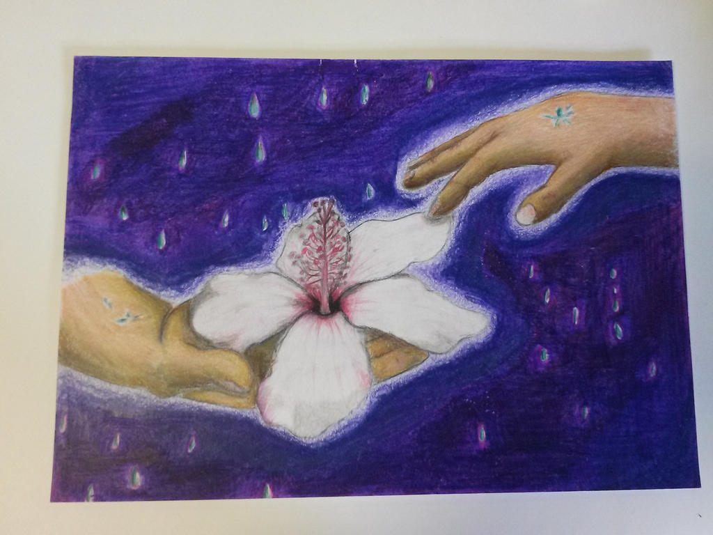 Flower Life by KidMixCreatations
