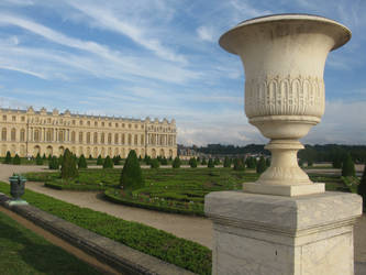 Palais de Versailles and gardens, France by johnslegers