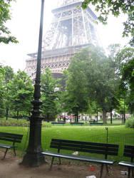 Eiffel tower, Paris, France by johnslegers