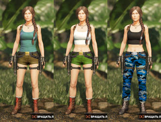 Classic Lara for Shadow upd