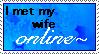 Online Wife Stamp by FlashyFashionFraud