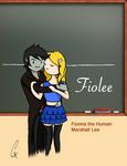 Fiolee Meets Heathers