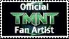 TMNT-Official TMNT Fan Artist Stamp
