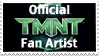 TMNT-Official TMNT Fan Artist Stamp by FlashyFashionFraud