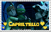 TMNT-Capriltello Fan Stamp by FlashyFashionFraud