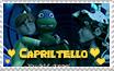 TMNT-Capriltello Fan Stamp by FlashyFashionFraud