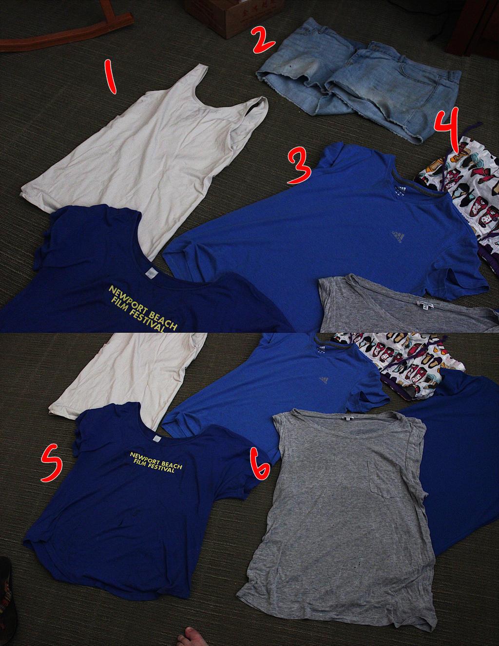 Clothes by FlashyFashionFraud