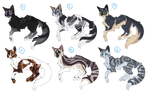 (3) Adopts (6/6 OPEN)