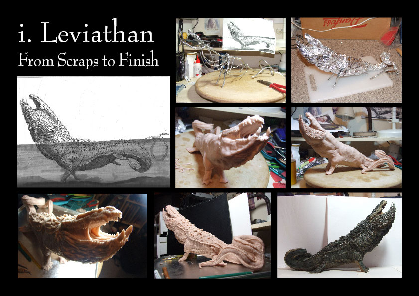 i. Making Leviathan by LDN-RDNT