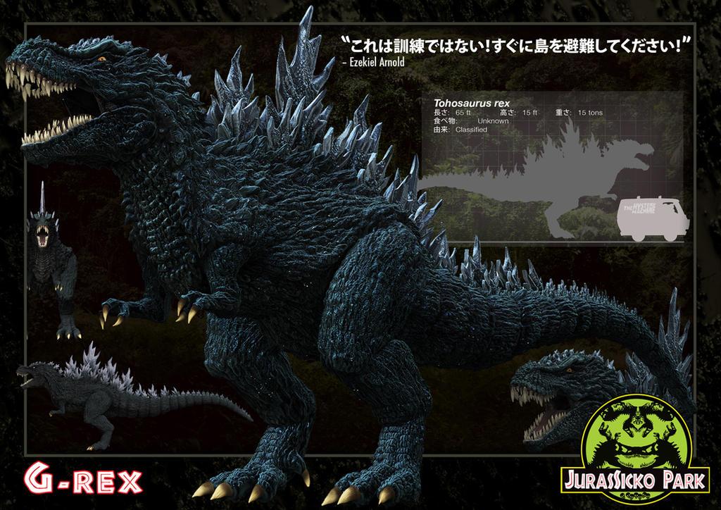 07 G-Rex by LDN-RDNT