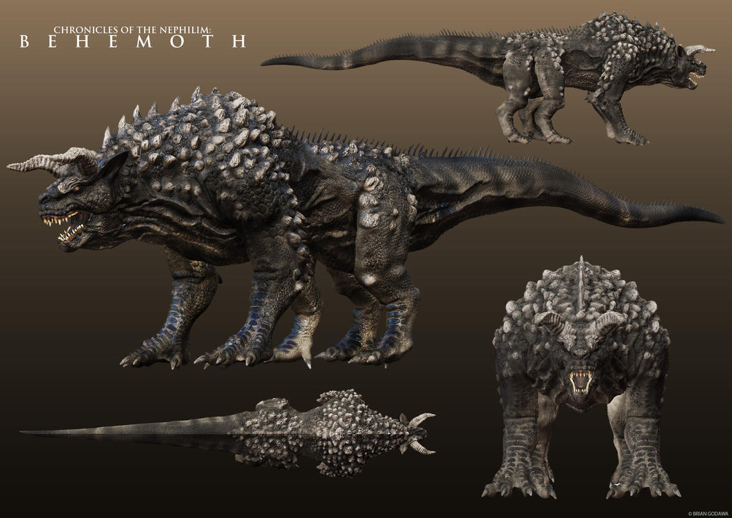 CotN: Behemoth by LDN-RDNT