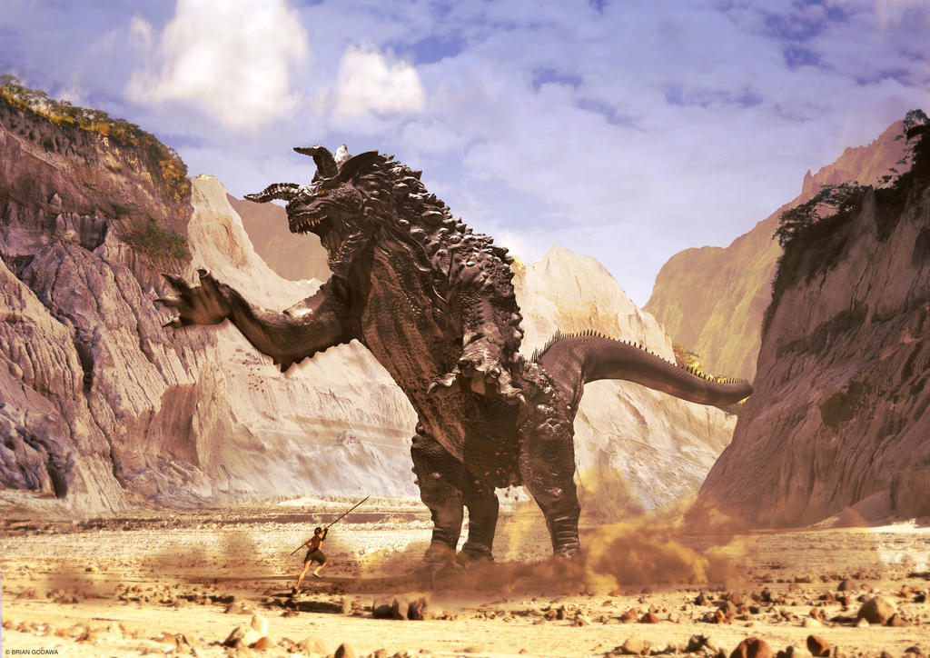 CotN: Behemoth vs Methuselah by LDN-RDNT