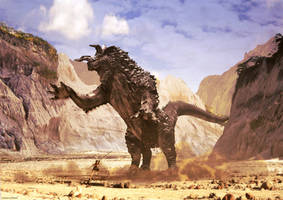 CotN: Behemoth vs Methuselah