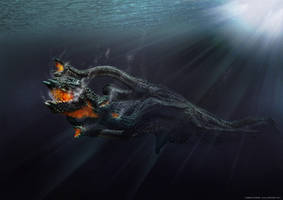 CotN: Leviathan: Terror of the Abyss by LDN-RDNT