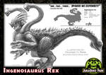 08 Ingenosaurus Rex