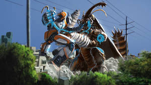 01 Jet Jaeger: Exterminator