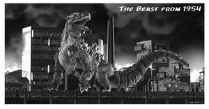 The Beast From 1954
