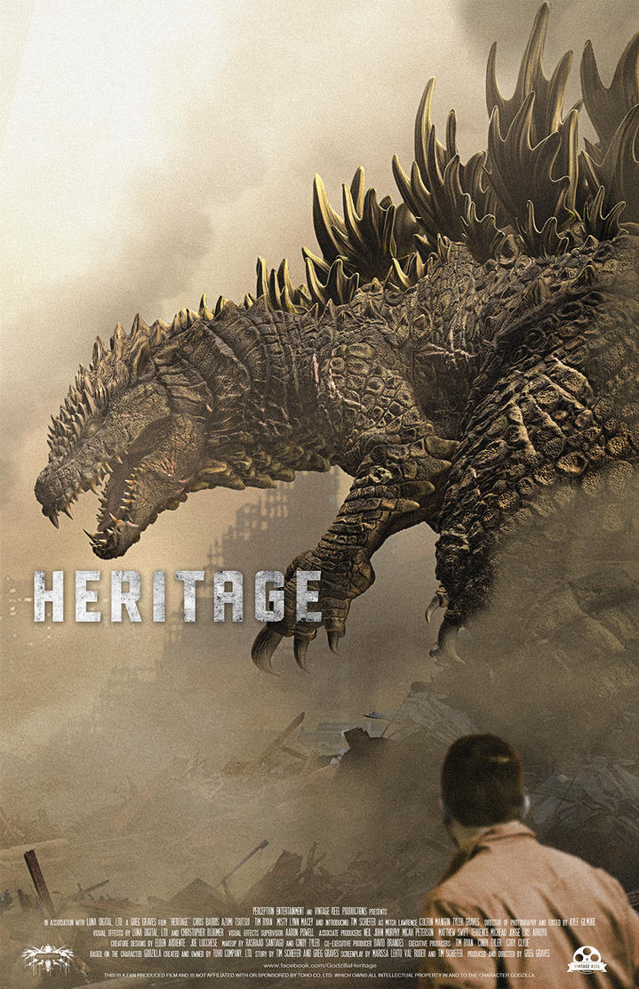 Heritage Poster by LDN-RDNT