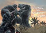 Kong: Skull Island poster No. 3