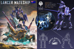 Lancer Mateship by LDN-RDNT