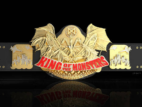 The King of the Monsters Championship Belt