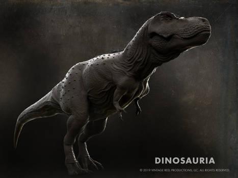 Dinosauria T.rex WIP
