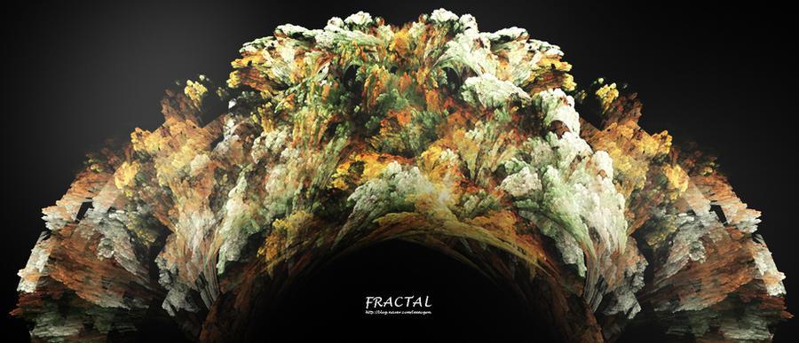 Fractal_362 by LeeEG
