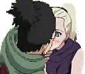 Shikamaru kisses Ino-ShikaIno by AnimeFrEsH