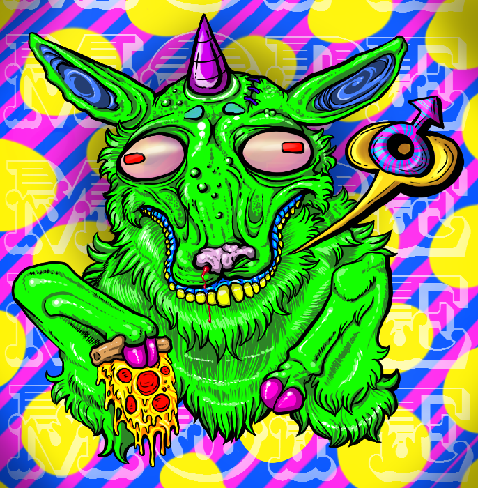 The Ugly Goat by -xxiv
