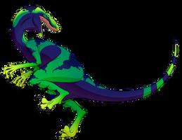 Bog Raptor .:Commission:.