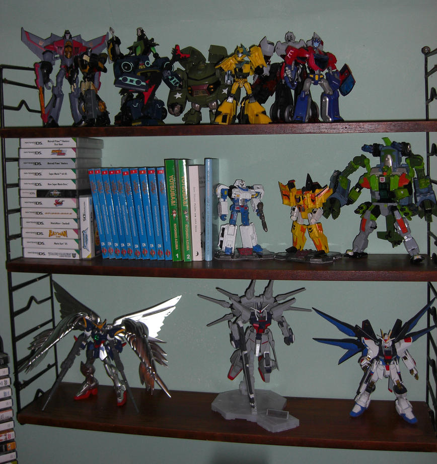 My Decoration Shelf by Tformer