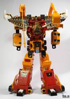 SUPER BUILD TIGER by Tformer