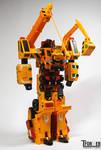Build Tiger by Tformer